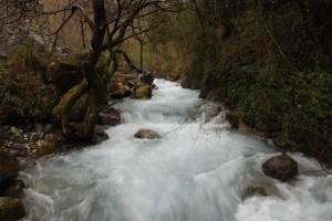 La calabria e il suo entroterra ricco di acqua